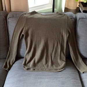 cotton on Archie sweater olive